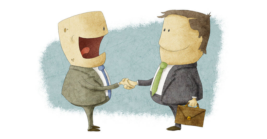 Building business relationships takes time. Yet, there's a way to create great relationships efficiently.